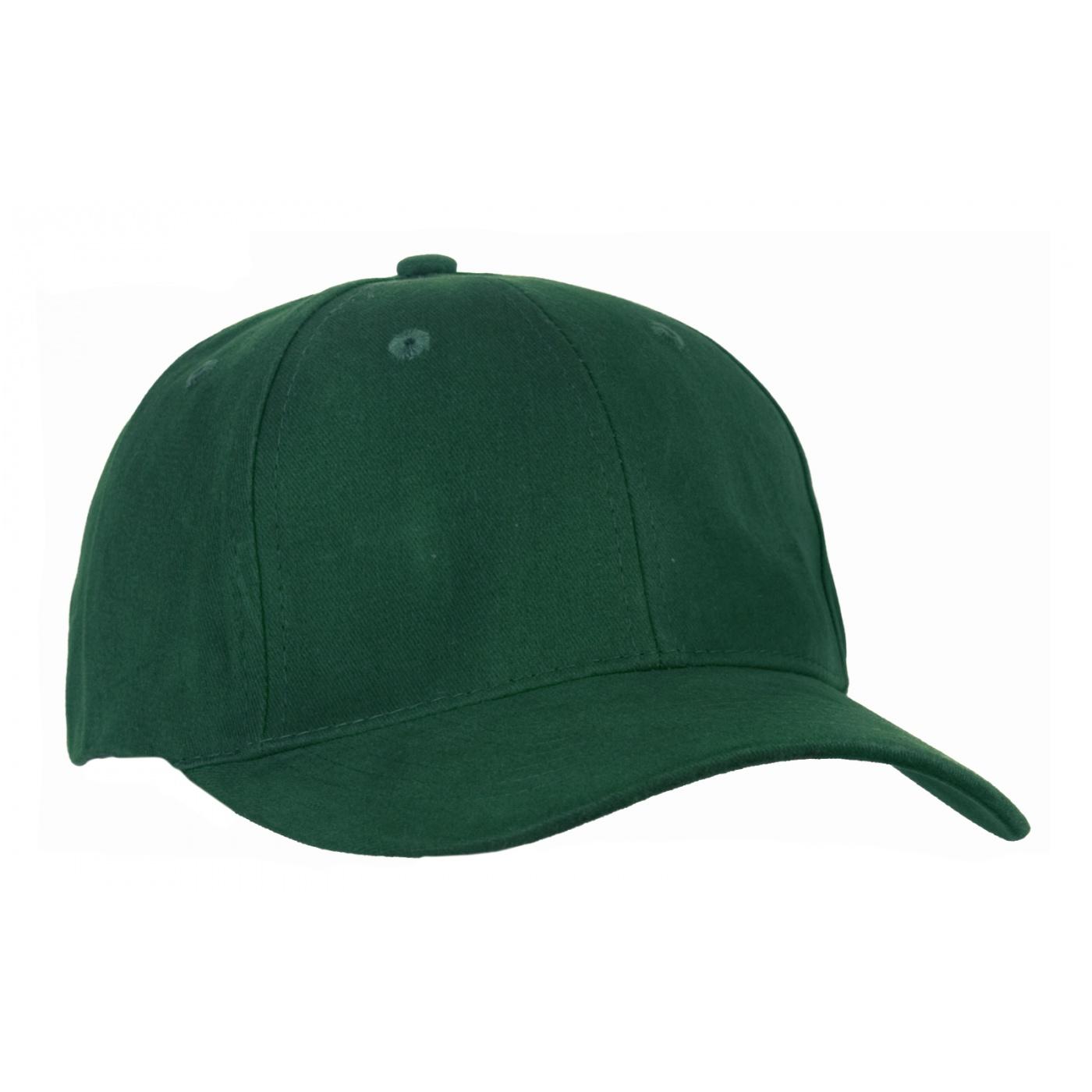 Czapka z daszkiem bejsbolówka – zielony