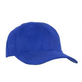 Czapka z daszkiem bejsbolówka – niebieski