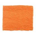 Szalik w kolorowe groszki – pomarańczowy