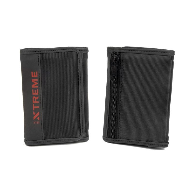 Portfel na rzep Xtreme - czarny