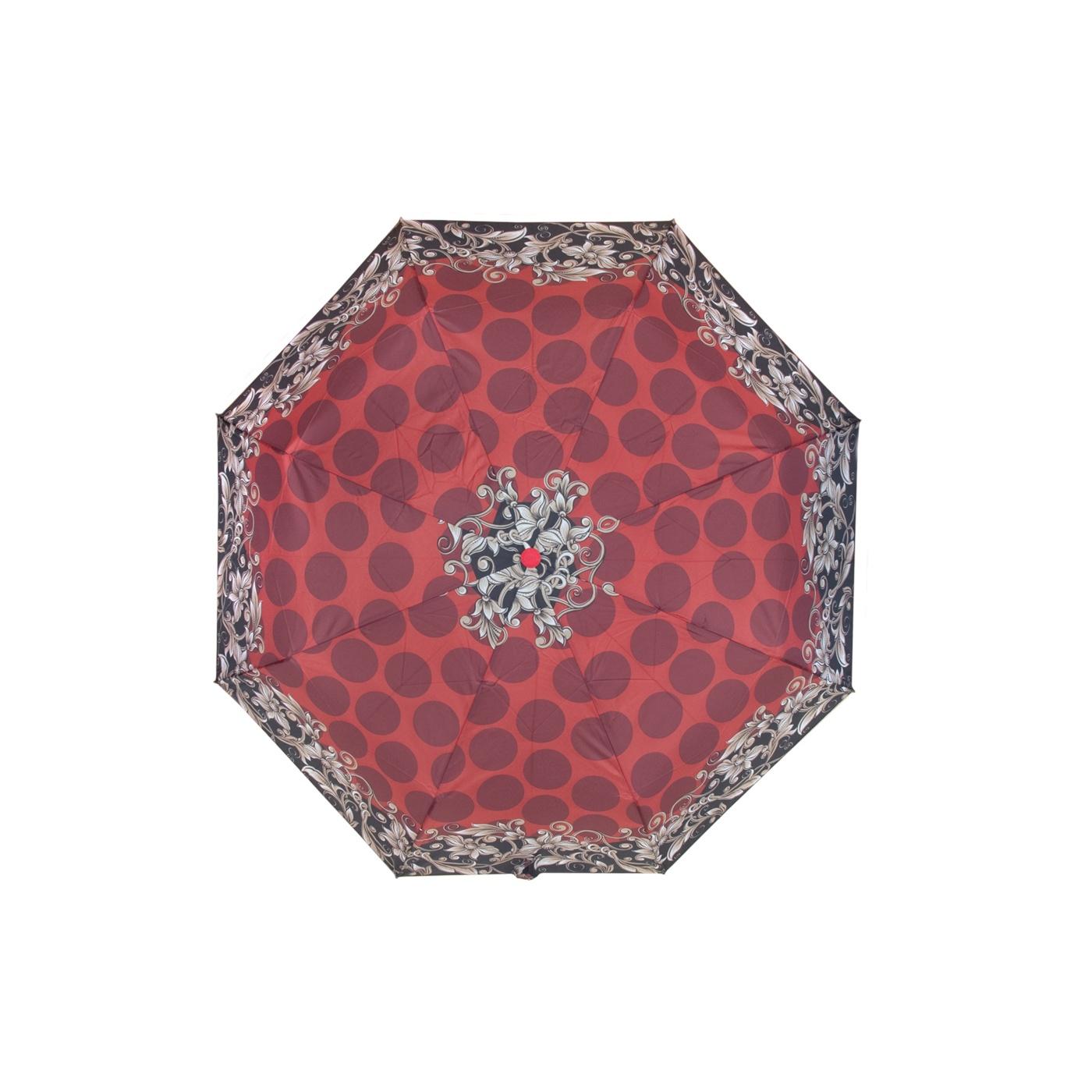 Damski parasol automatyczny we wzorki (39)