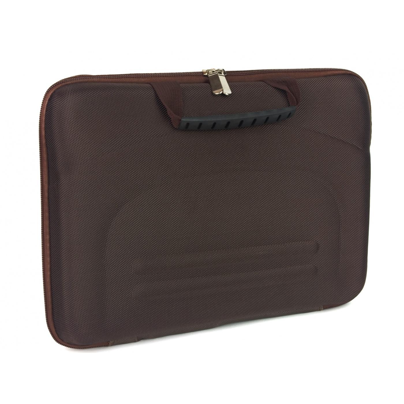 Torba, futerał na laptopa – brązowa