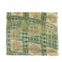 Komin wzorzysty – zielony