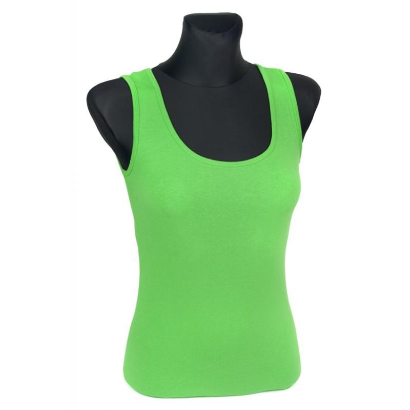 Bluzka damska top – zielony