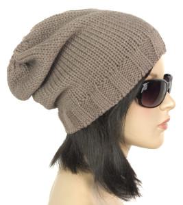 Damska czapka zimowa krasnal