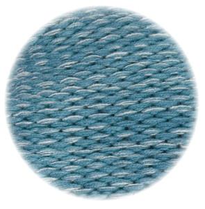 Czapka krasnal -fragment splotu melażnowego