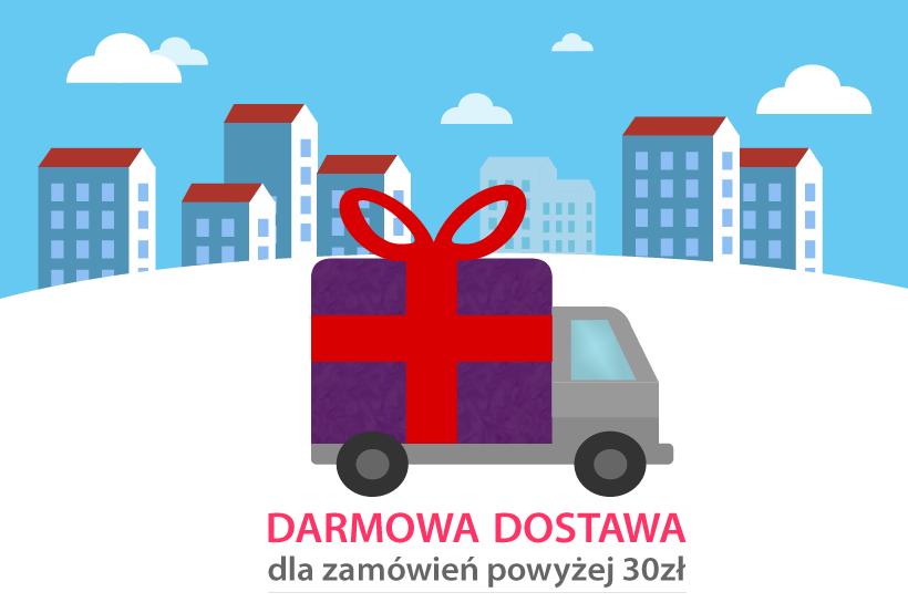 Darmowa dostawa w DQstore.pl