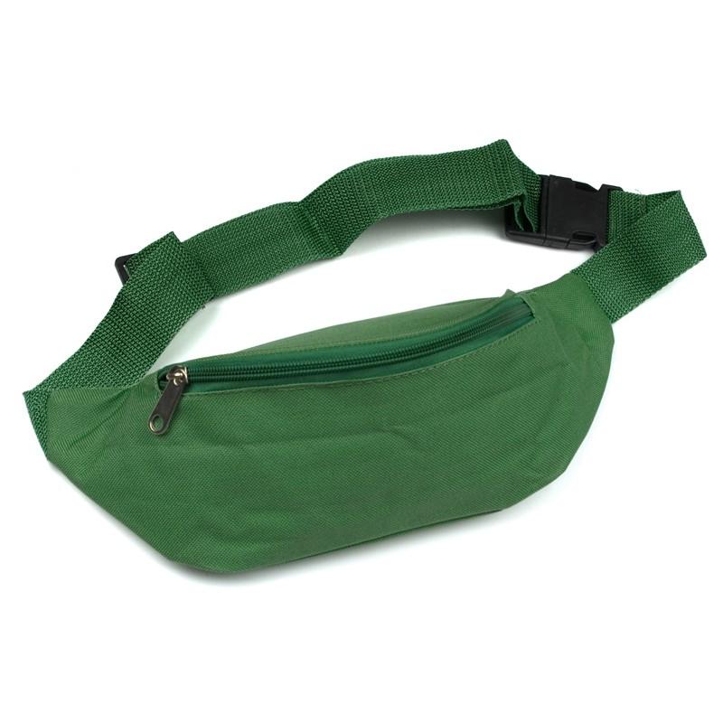 Saszetka nerka – zielony