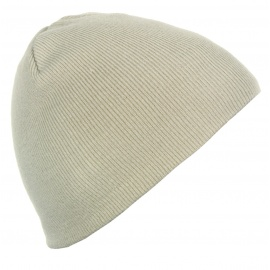 Męska czapka zimowa Ben - piaskowa beżowa