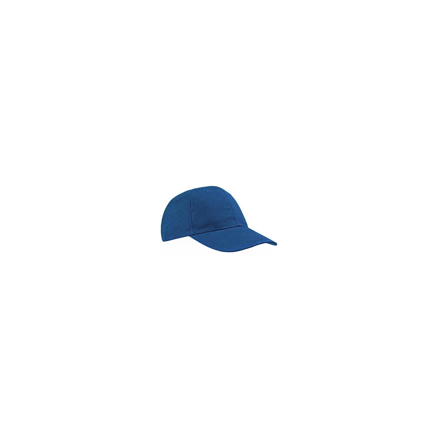 Czapka z daszkiem bejsbolówka – ciemna niebieska