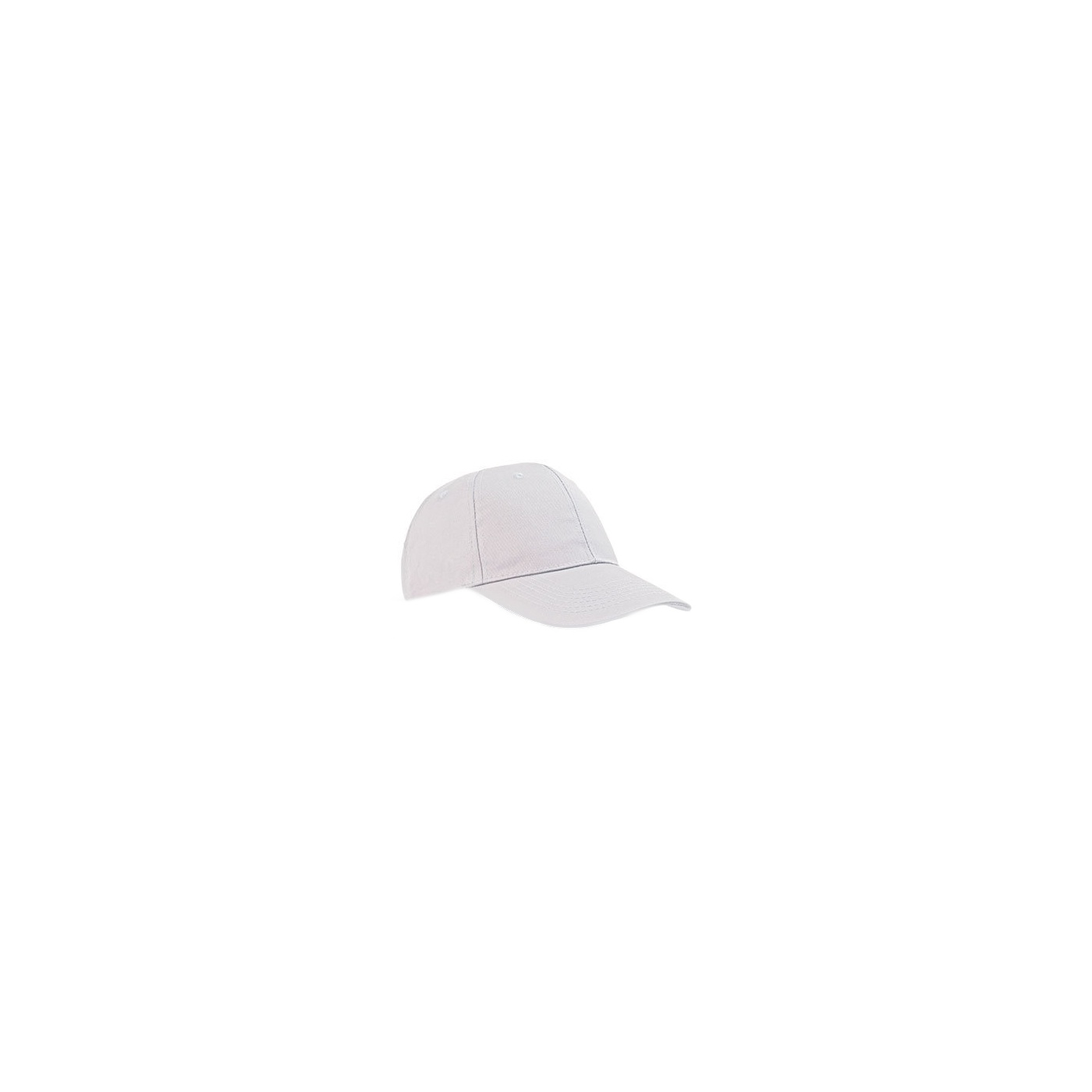 Czapka z daszkiem bejsbolówka – biała