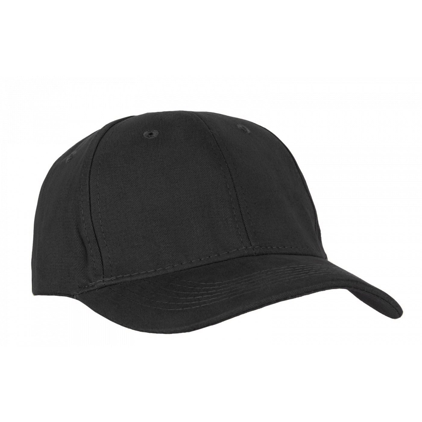 Czapka z daszkiem bejsbolówka – czarna