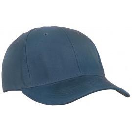 Czapka z daszkiem bejsbolówka – jeansowy niebieski