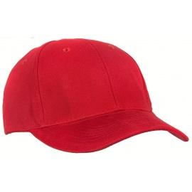 Czapka z daszkiem bejsbolówka – czerwona