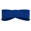 Opaska zakrywająca uszy z polaru - niebieska