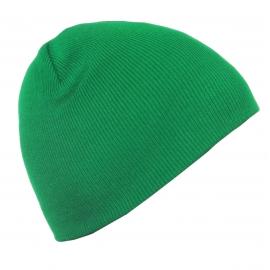Męska czapka zimowa Ben - j. zielona