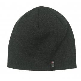 Męska czapka zimowa Thomas - ciemny szary grafit