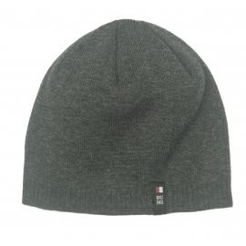 Męska czapka zimowa Thomas - szary melanż