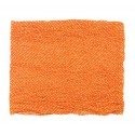 Szalik komin w kolorowe groszki – pomarańczowy