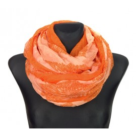 Szalik – pomarańczowy