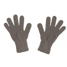 Damskie rękawiczki zimowe : khaki