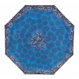 Damski parasol automatyczny we wzorki (38)