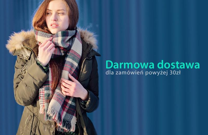 Darmowa dostawa dla zamówień powyżej 30zł - sklep internetowy dqstore.pl